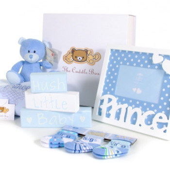 baby boy gift box for £35