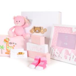 Baby Girl Gift Box H