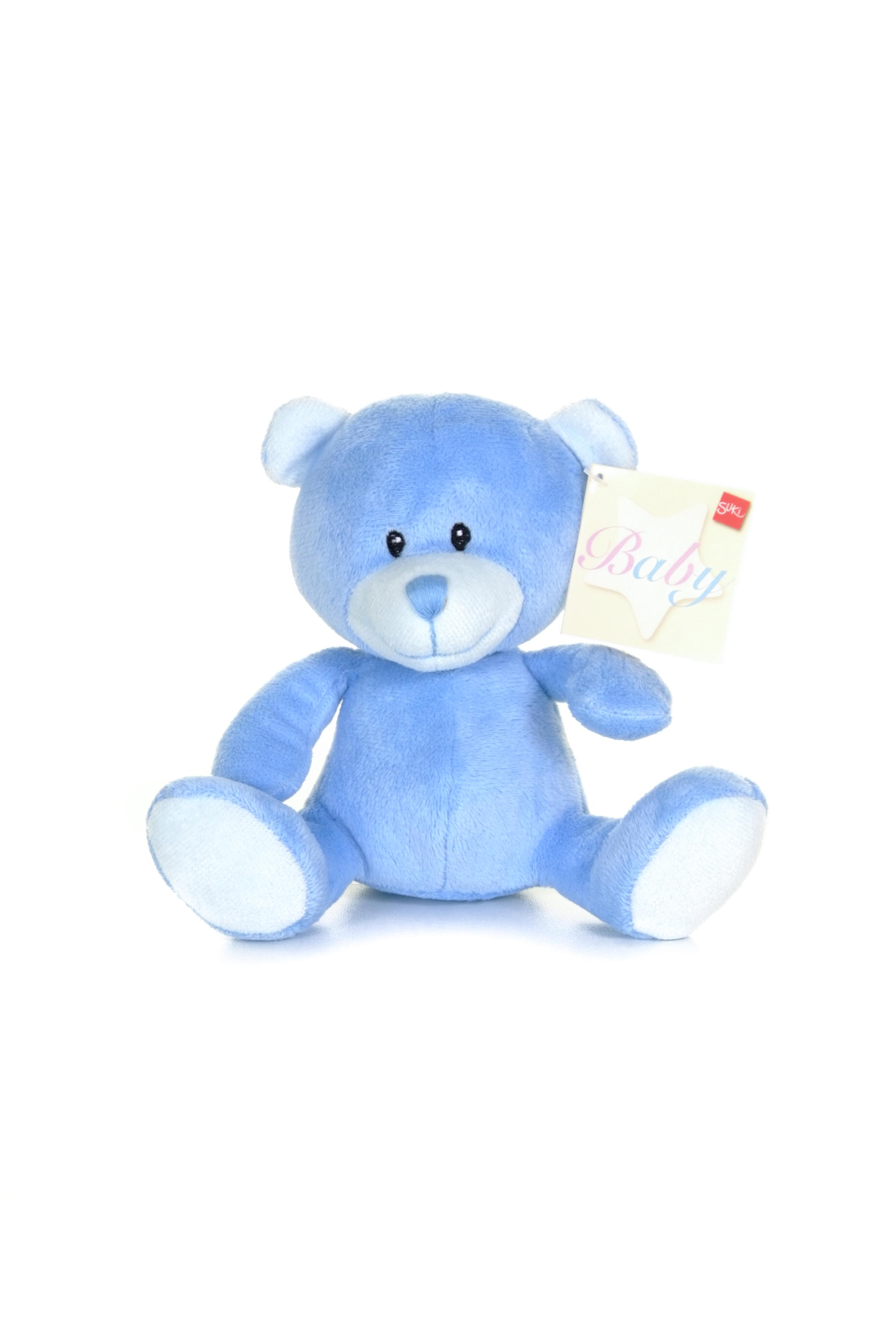 blue Suki baby bear