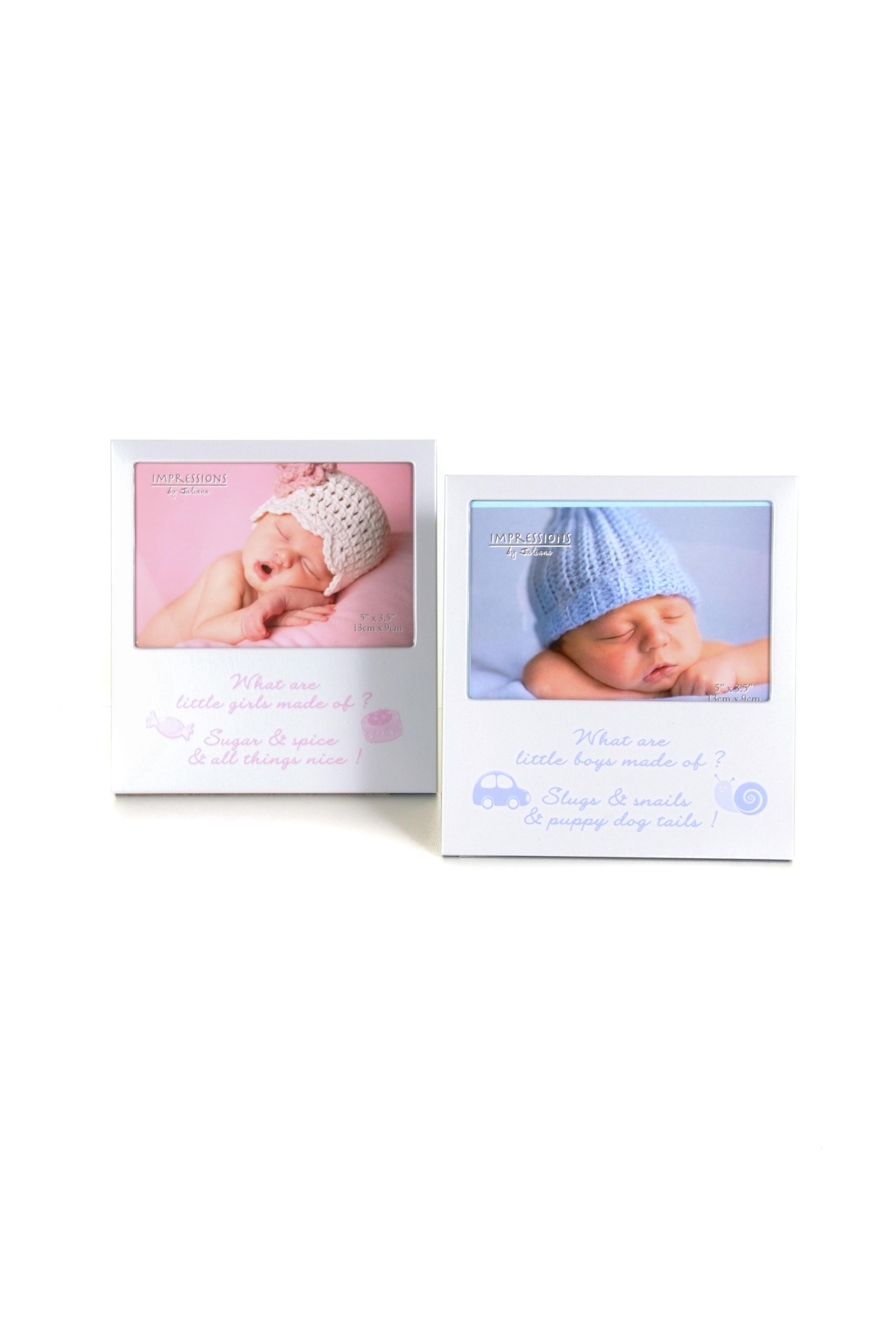 newborn baby photo frames UK