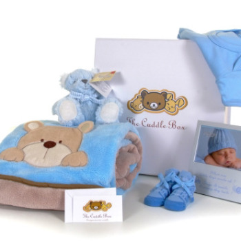 gift box for baby boy UK