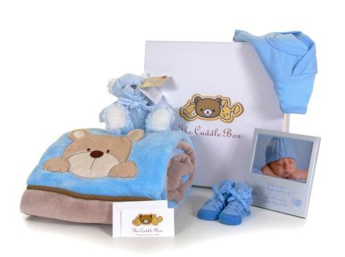 gift box for baby boy UK