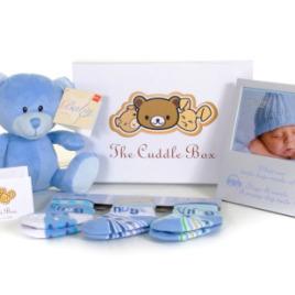 Baby Boy Gift Box A