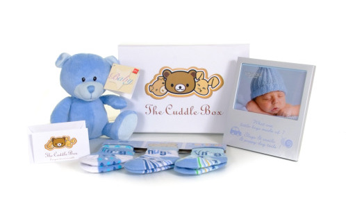 Baby Boy Gift Box 1 £25