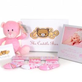 Baby Girl Gift Box A
