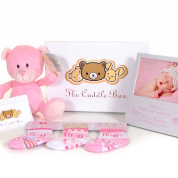 Baby Girls Gift Box 1
