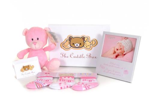 Baby Girls Gift Box 1
