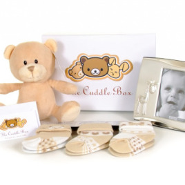 Unisex Baby Gift Box A
