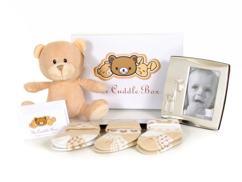 Unisex baby gift box 1