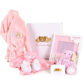 Baby Girl Gift Box J