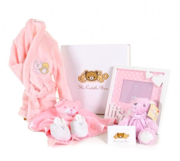 Baby Girl Gift Box £45