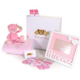 Baby Girl Gift Box C