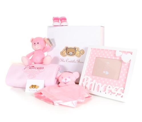 Baby Girl Gift Box E £35