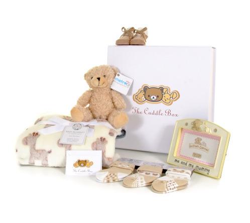Unisex baby gift box E