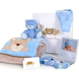 Baby Boy Gift Box D