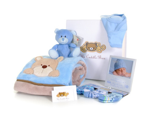 Gift box for baby boys 4 £40