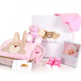 Baby Girl Gift Box E