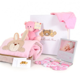 Baby Girl Gift Box D