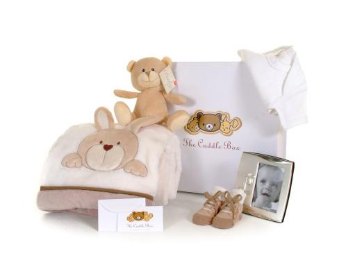 Unisex baby gift Box F