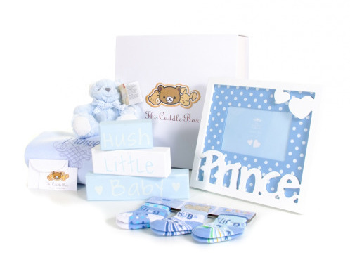 Baby boy gift box 7 £45