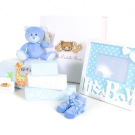Baby Boy Gift Box H