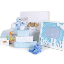 Baby Boy Gift Box I