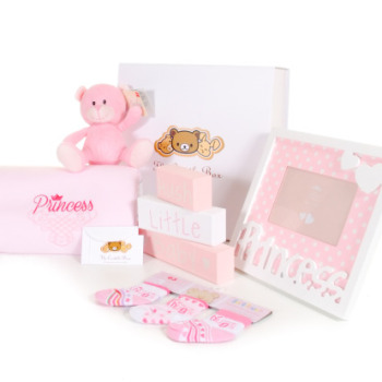 Baby Girls Gift Box H