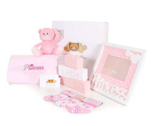 Baby Girls Gift Box H