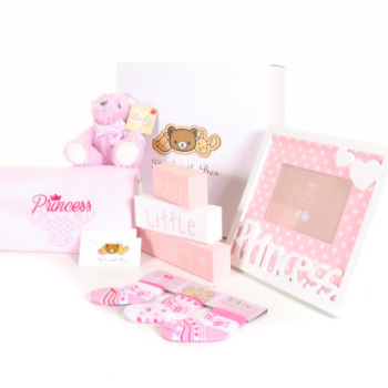 Baby Girls Gift Box I
