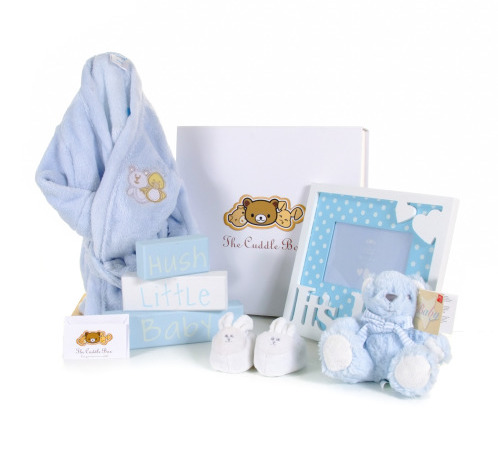 Gift box for baby boys 11