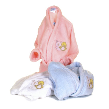 The Very Softest Baby Dressing Gowns