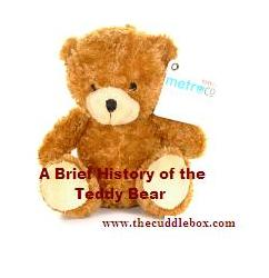 A Brief History Of The Teddy Bear