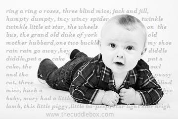 Nursery Rhymes…. Part Of Our Childhood!